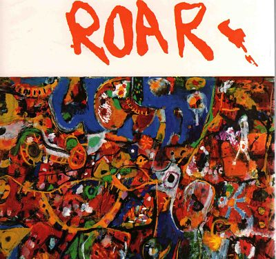 Roar and quieter moments from a group of Melbourne artists 1980-1993, Craftsman House, Roseville East, 1995 (cover image Peter Ferguson, 'Land of Phantoms' 1992/3)